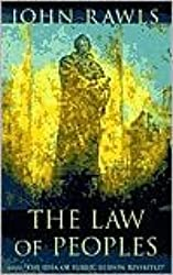 The Law of Peoples (text only) 1st (First) edition by J. Rawls