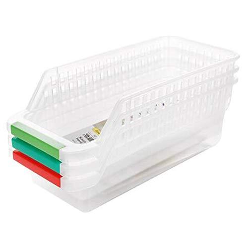 Deanyi 3 PCS plástico Durable despensa Cocina Organizador