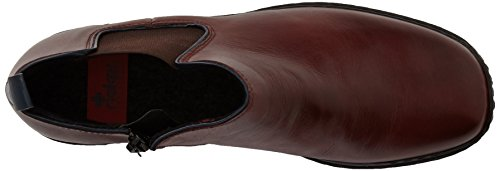 Rieker - 58351-35, Stivaletti Donna Rosso (Rosso (Burgundy))