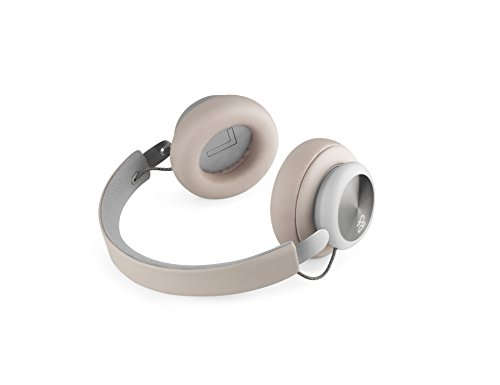 31i6LCt35rL - [MediaMarkt@ebay] B&O PLAY BeoPlay H4 Over Ear Bluetooth Kopfhörer Sand Grey für nur 168€ statt 195€