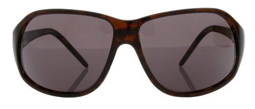 COSTUME NATIONAL Damen Sonnenbrille Braun Tortoise ()
