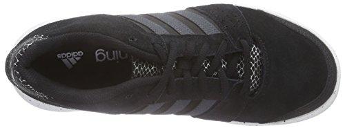 adidas PerformanceEssential Fun - Scarpe Running Donna Nero (Schwarz (Black/Dark Grey/Ftwr White))