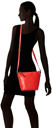Gerry Weber - Rainbow Shoulder Bag V, S, Borse a Tracolla Donna Rosso (Rot (red 300))