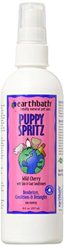 Earthbath Pflegespray für Welpen, Wildkirsche, 237ml (Hund Body Spray)