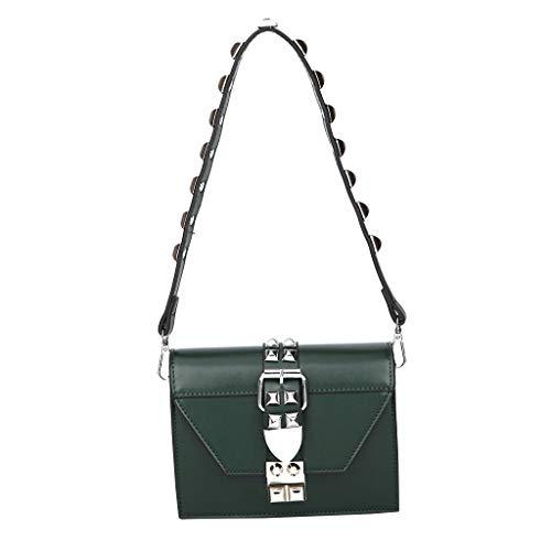 Strand-szene Stoff Handtaschen (Damen Umhängetasche Handtasche Schultertasche Satchel Schulter handbag Rucksack,Wild Messenger Bag One-Shoulder Kleine quadratische Tasche)