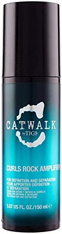 Tigi Catwalk, Curls Rock Amplifier, per Definizione e Controllo dei Ricci, 150 ml