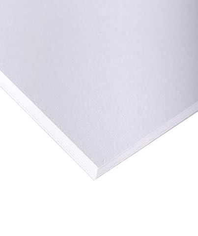 Clairefontaine Papier à dessin, A4, 200g, 100feuilles, blanc