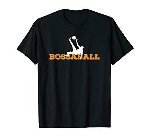 Bossaballer Bossaball Spieler Athlet Team Trainer Anhänger T-Shirt
