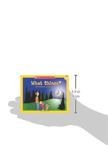 What Shines? (Little Leveled Readers: Level a)