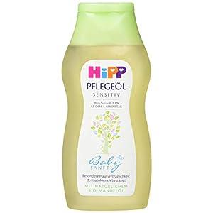 Hipp Babysanft Pflege-Öl, 200 ml