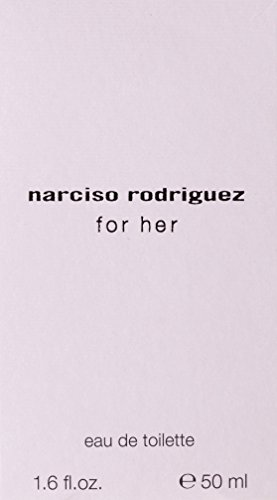 Narciso Rodriguez for Her, Eau de Toilette, 1er Pack (1 x 50 ml)