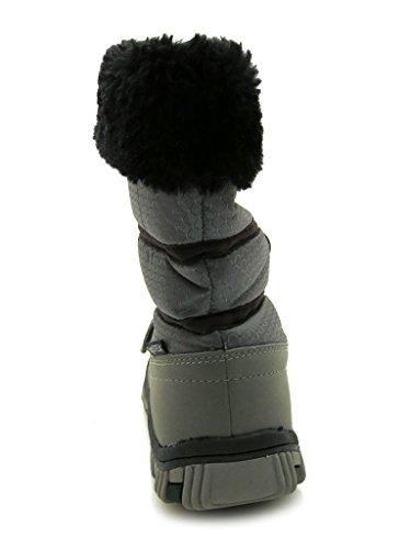 Polar-bottes de neige pour femme Gris - Polar 8 Grau