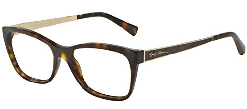 Giorgio Armani Montures de lunettes Pour Femme 7063 - 5026  Tortoise - 53mm 4ef04aaad454