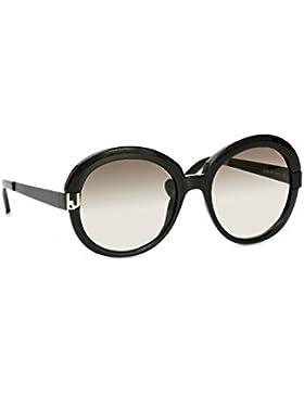 Liu Jo Damen Sonnenbrille schwarz Schwarz
