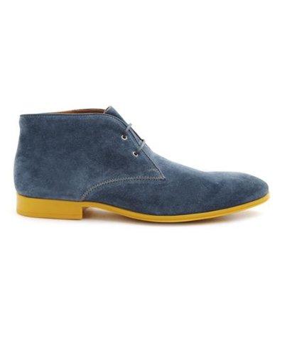 Kenzo - Hanly M226 - Boots Homme Bleu