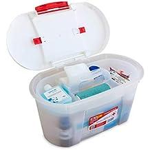 ThinkPro Medicine Storage Box (Oval, 8.5L)