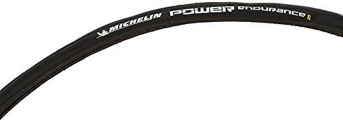 Michelin 23-622 Power Endurance Copertone Flessibile, 700x23C, colore Nero