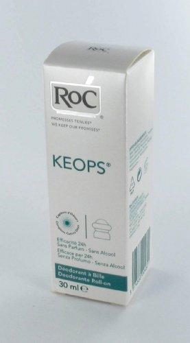 Roc Keops Deo A Bille Sans Alcool 30ml