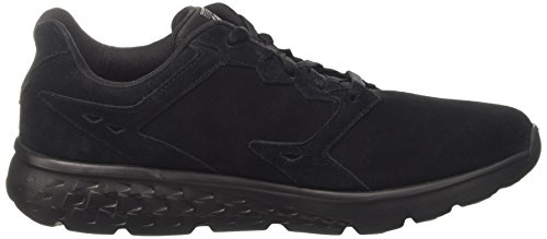 Skechers Go Run 400-Swift, Chaussures de Running Homme Noir (Black)