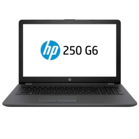 PORTÁTIL HP 250 G6 4WV09EA - Intel N4000 1.1GHZ - 4GB - 128GB SSD - 15.6'/39.6CM HD - WiFi - BT - HDMI - VGA - FREEDOS 2.0 - NEG
