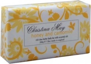 Christina May - Savon Miel et camomille - 200g