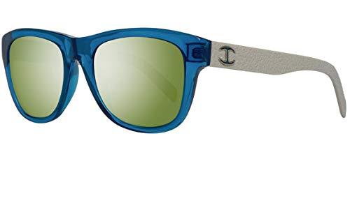 Just Cavalli Unisex-Erwachsene Sunglasses Jc597S 90Q 54 Sonnenbrille, Blau,