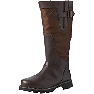 Aigle Men's Parfield Gore-Tex Hunting Boots, Brown 001, 9 UK
