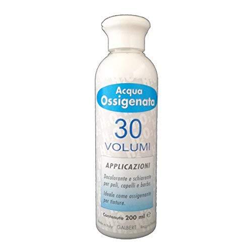 Acqua Ossigenata Cremosa Professionale 30 Volumi per Tinta Made Italy