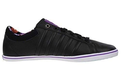 K-SWISS Hof IV VNZ sommer Sneaker schwarz Leder 93016028 Schwarz