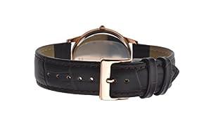 SEKONDA 1011.27 - Reloj de cuarzo para hombres, color marrón de SEKONDA