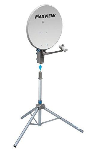 Preisvergleich Produktbild Maxview Precision ID 75 mit Sat-ID - Sat-Antenne