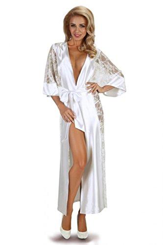 Beauty Night Fashion -  Camicia da notte  - Donna Bianco