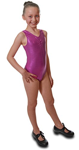 deluxe-edition-shiny-pink-metallic-sleeveless-dance-leotard-11-12-years-cerise-pink
