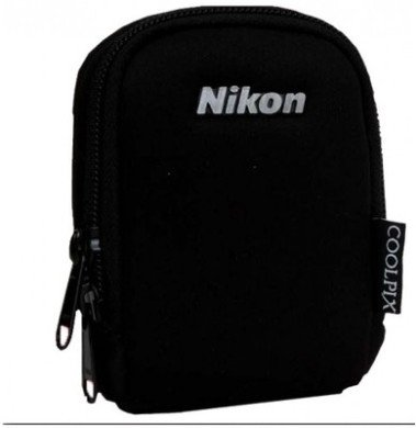 Nikon Soft - 6 Camera Carrying Case (Black)  available at amazon for Rs.180