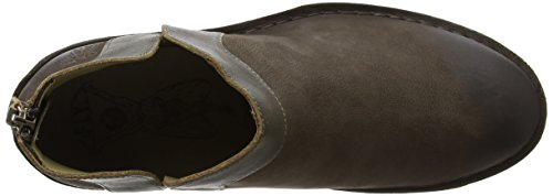 FLY London Dias892, Escarpins Femme Marron (Ground/Khaki 012)