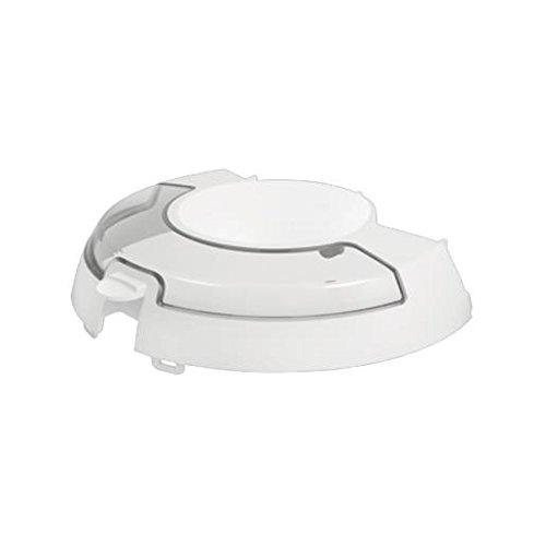 Genuine Tefal Actifry Al8070, Gh8060, Gh8061 Health Fryer Lid Ss-993603 White
