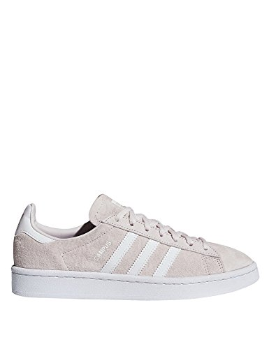 adidas Campus W, Chaussures de Basketball Femme, Multicolore (Orctinftwwhtcrywht), 38 2/3 EU