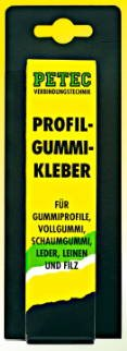 Preisvergleich Produktbild Petec 93870 Profilgummikleber, 70 ml