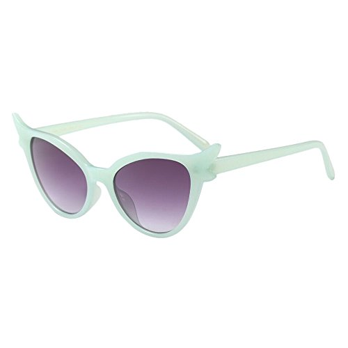 Daith- Einfache Runde Retro-sonnenbrillen - Mode Anti-glare Strand Schatten Brille...