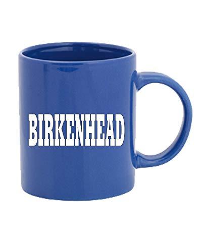 T-Shirtshock Tazza 11oz Blu Royal WC0768 Birkenhead