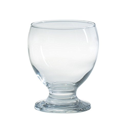 TABLE PASSION - VERRE A PIED 25CL TEO EMPILABLE (LOT DE 6)
