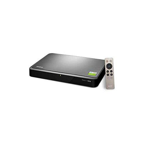 Qnap  HS-251+ 2.0GHz 2GB Fanless NAS Bundle 8TB mit 1x 8000GB WD80EFZX | 0789470817218