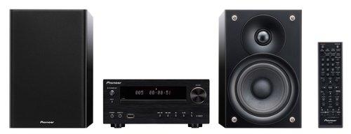 Pioneer X-HM51-K Sistema Micro Hi-Fi, Nero/Antracite