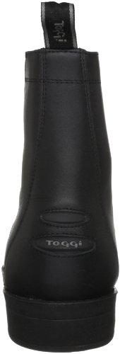 TOGGI, Unisex - Erwachsene Stiefeletten Schwarz (Black)
