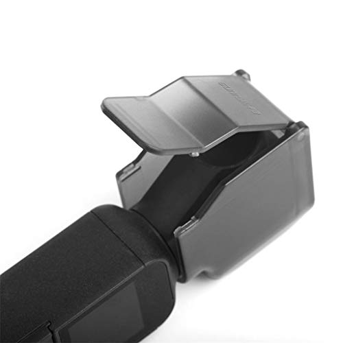 LCLrute Guard Camera Lock Lens Cover Hood Caps Gimbal Protector for DJI OSMO Pocket Camera Lens Hood