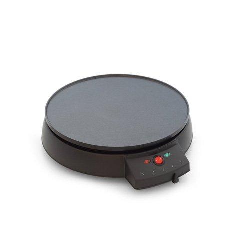 Crepera Tristar BP-2961 – Con termostato – Plancha de aluminio fundido