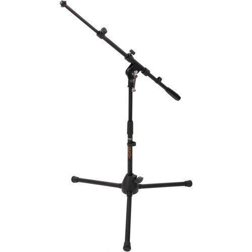 Auray MS-5220T-Treppiede per microfono con Boom, telescopica