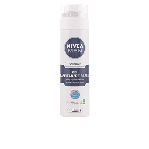 NIVEA GEL AFEITAR SENSITIVE 200 ML.