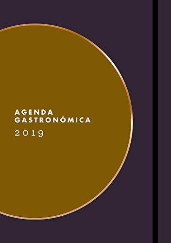 Agenda gastronómica 2019 (SIN COLECCION) por AA. VV.