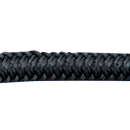Sea Hund 302116020bk-1doppelt geflochten Nylon Dock Line, 5/20,3cm X 20'/schwarz -